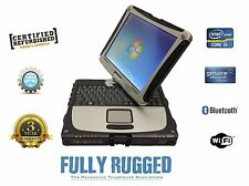 Panasonic Toughbook Cf 19 i5  Laptop Win 7 64 Bit Rugged 2 Year Warranty 3G