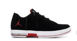Details about Jordan TE 3 Low Team Elite Men Size 10 Black White Red NIB $110 GB 646