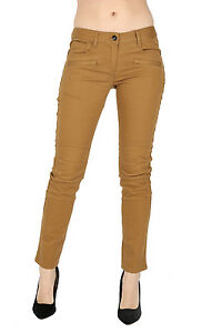 ffca1073f9b2 Das Bild wird geladen Damen-Jeans-Damen-Stretch-enge-Passform-SKINNY-JEANS-