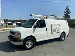 2009 Chevrolet Express 3500, Low KM, Ready For Work, Automatic, 3 Years warranty available.