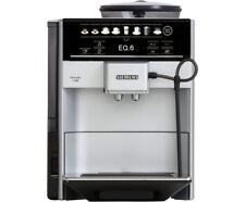 Siemens TE653501DE EQ.6 Kaffeevollautomaten Silber