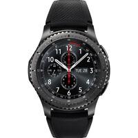 Samsung Gear S3 Frontier 46mm Smartwatch (Dark Gray) - New Open Box
