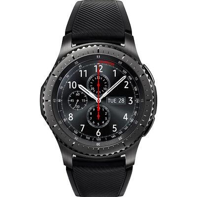 Samsung Gear S3 Frontier Dark Grey Bluetooth Smartwatch SM-R760NDAAXAR