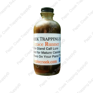 Papio-Creek-Brand-Terrace-Runner-Trapping-Lure-4-Ounces-for-Mature-Coyotes