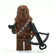 STAR WARS Chewbacca Han Solo Assemble DIY Model Blocks Minifigures Kids Toy Gift