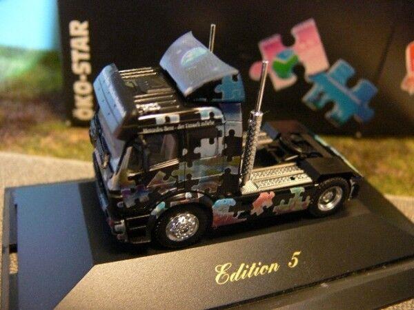 1 87 Herpa MB SK éco Star tracteur ZM Edition 5   6