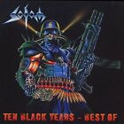 Ten Black Years - The Best of 4001617183427 by Sodom CD