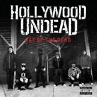 Hollywood Undead Day of The Dead LP Vinyl 33rpm 2015 Deluxe