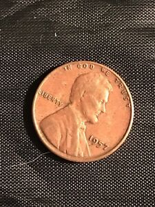 Details about 1957 P Lincoln Wheat Penny - 15% off 5+