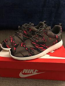 Nike Petra Ds 5 Rosherun Gpx Sz 555445 Marron 221 Camo 10 L35A4Rjq