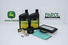 Genuine John Deere Service Filter Kit LG263 Ride On Lawnmower Z245 LA135 LA145