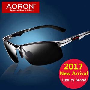 2017 New Polarized Sunglasses Mens Outdoor Driving Fishing UV400 Glasses Shades