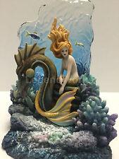 Sunlit Seas bookend by Selena Fenech mermaid home decor sculpture beautiful