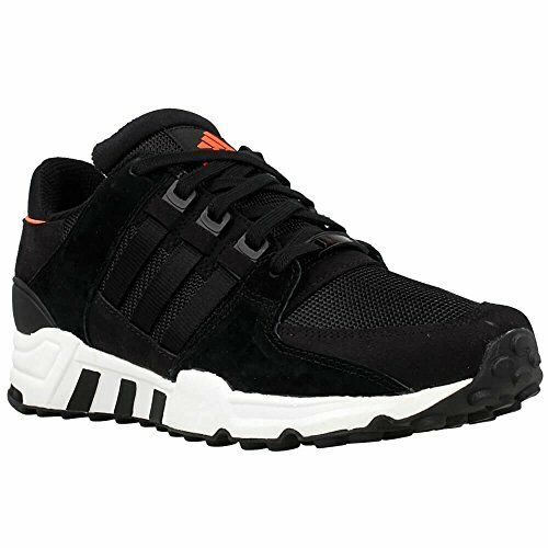 ADIDAS Adidas Originals EQT Running US Support Core Black/White  US Running Men 7 4b1685