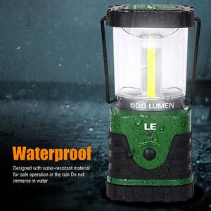Le Portable Led Camping Lantern 500lm Light 3