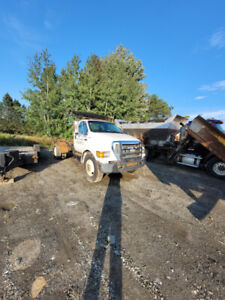 2007 Ford F 650