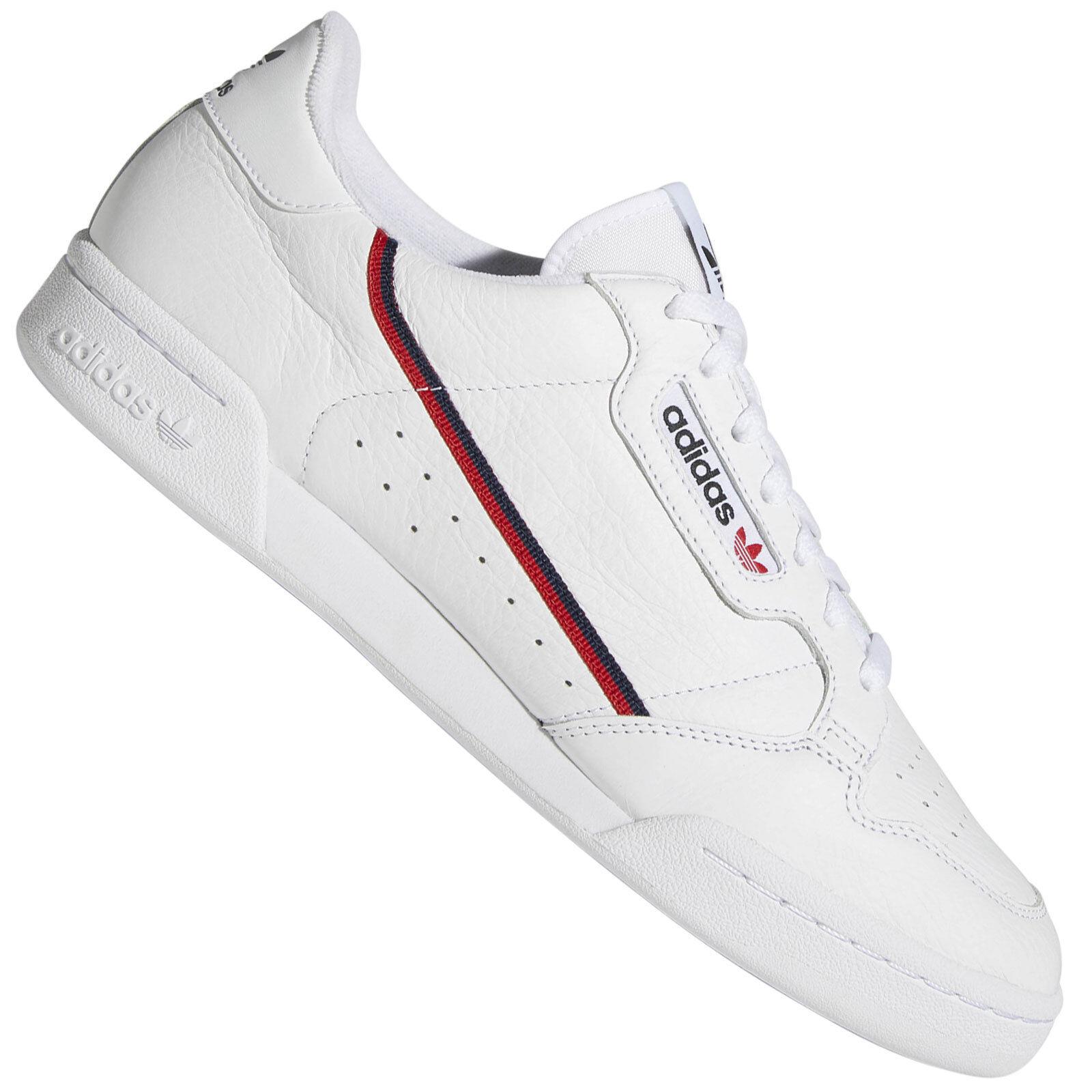 Adidas Originals Continental 80 Damen Sneaker Turnschuhe Turnschuhe Turnschuhe schuhe Freizeit Retro ba1249