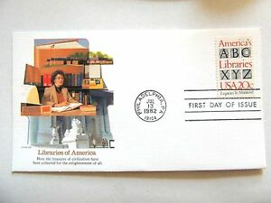 July-13th-1982-034-Libraries-of-America-034-First-Day-Issue