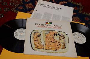 ENNIO MORRICONE 2LP MUSICHE DA CAMERA ORIG MINT UNPLAYED PROMO EDITION INSERTO