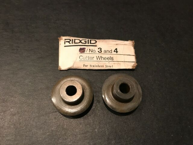 Ridgid Cutter Wheels F-367 Set of 2