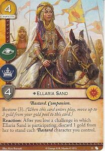 When Is The Red Wedding.Details About 3 X Ellaria Sand Agot Lcg 2 0 Game Of Thrones The Red Wedding 75