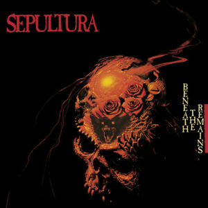 Sepultura-Beneath-The-Remains-New-Vinyl-LP-Deluxe-Ed