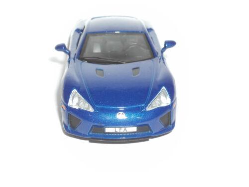 Sammlung Modellauto LEXUS LFA von DeAgostini 1:43 # 23 NEU!