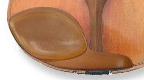 Boxwood Gelrest Violin//Viola Chinrest  Pads---