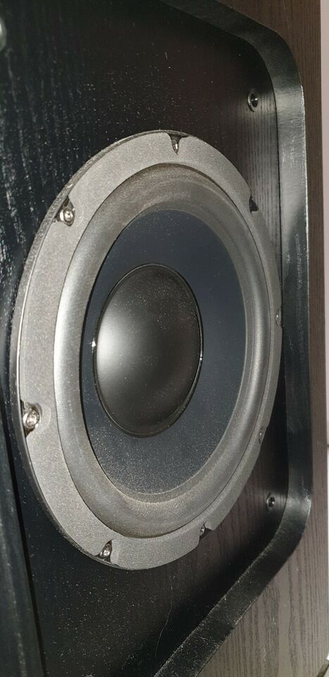 5.0 højttalersæt, Jamo, S606 + S60