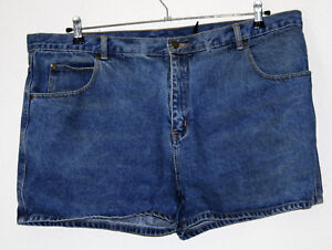 Jeans-Short-s-in-Groesse-4XL-von-C-amp-A-FADE-OUT