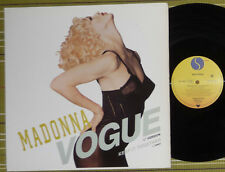 "MADONNA, VOGUE 12"" VERSION, 12"" EP 1990 GERMANY EX+/EX"