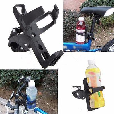 Vélo Moto Bouteille D/'Eau Gourde Porte-Gobelet Support Détache Rapide Nylon