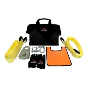 90121be779e Winch Recovery Kit Heavy Duty Off Road RT33013 RT Offroad for Jeep ...