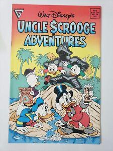 WALT-DISNEY-039-S-UNCLE-SCROOGE-ADVENTURES-18-1989-GLADSTONE-COMIC-KID-FRIENDLY