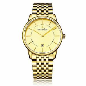 Dreyfuss-Mens-Classic-Quartz-Watch-Stainless-Steel-Strap-DGB00136-03-RRP-695