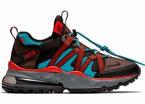 brand new ad51c 1845e Details about New Nike Air Max 270 BOWFIN Size 13 Dark Russet Black Orange  Blue AJ7200-200
