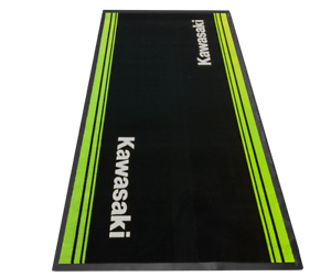 KAWASAKI-PIT-MAT-GARAGE-MAT-GENUINE-KAWASAKI-201MAY0004