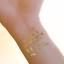 Custom-Bachelorette-Party-Golden-Tattoos-Hen-night-temp-tattoos-Team-Bride-Hen thumbnail 58