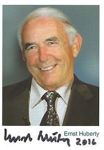 Ernst Huberti