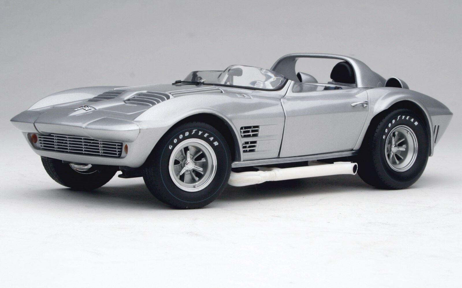Exoto | Certificado pre-owned Certificado de Autenticidad | 1964 Chevrolet Corvette Grand Sport Roadster