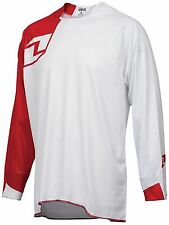 One Industries Vapor Motorcycle Dirt Bike MX Jersey RED Size Small