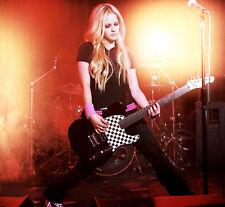 "Avril Lavigne Punk Rock Singer Music Star Poster 16x13/"" A058"