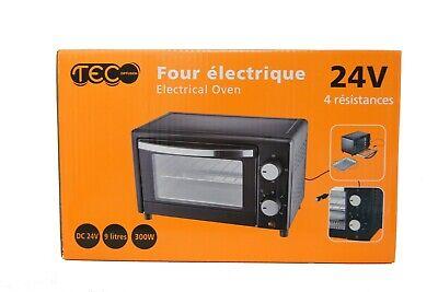 Four électrique pour camion 24V 300W 7L