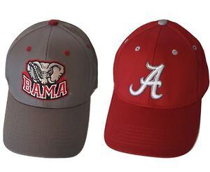 University-of-Alabama-Crimson-Tide-Cap-Adjustable-Hat