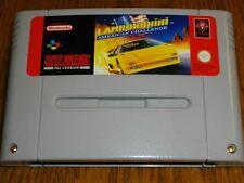 Lamborghini American Challenge für Super Nintendo SNES