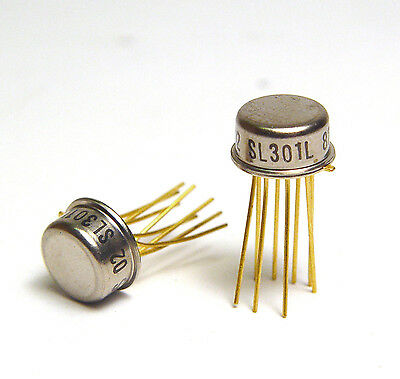 2N3375 NPN Bipolar Si Transistor  TO-62 Package 2N3375A Lot of 2 NOS