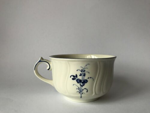 Villeroy /& Boch Kaffeetasse Teetasse Vieux  Luxembourg Farbe elfenbein