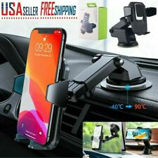 Universal Car Windshield Suction Cup Holder Dash Mount Stand For Cell Phone Gps