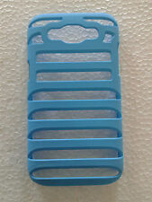 FOR SAMSUNG GALAXY S3 i9300 HARD PLASTIC FRAME BACK COVER CASE SKYBLUE