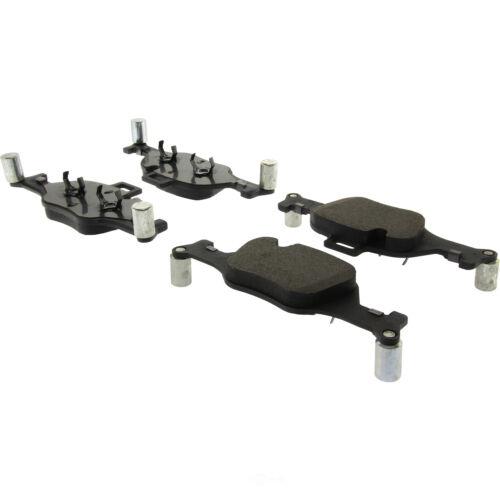 Disc Brake Pad Set-Premium Ceramic Pads with Shims Front Centric 301.60070